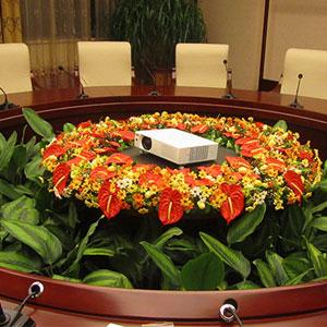 ES-100数字会议工程案例