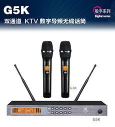 双通道KTV娱乐无线话筒